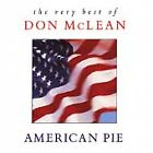 Very Best Of Don McLean,The : American Pie (CD)