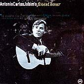 Antonio Carlos Jobim Antonio Carlos Jobim Finest Hour - <span itemprop='availableAtOrFrom'>Warrington, United Kingdom</span> - Antonio Carlos Jobim Antonio Carlos Jobim Finest Hour - Warrington, United Kingdom