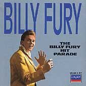 Billy Fury - Hit Parade CD Best Of / Greatest Hits