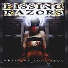 Pissing Razors - Where We Come From (2001)