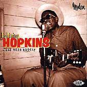 Lightnin' Hopkins - Jake Head Boogie (CDCHD 697)
