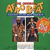 Nigeria - the Original Afro Beat: the Sound of 90's Nigeria, Various Artists CD