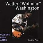 "Walter ""Wolfman"" Washington - On the Prowl (2001)"