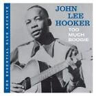 John Lee Hooker - Essential Blue Archive (Too Much Boogie, 2011)