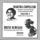 Martha-Copeland-Irene-Scruggs-Complete-Recorded-Works-Vol-2-CD-NEW