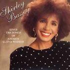 Shirley Bassey - Sings the Songs of Andrew Lloyd Webber (1993)