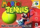 Mario Tennis 64 pour Nintendo 64