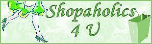 Shopaholics 4 U