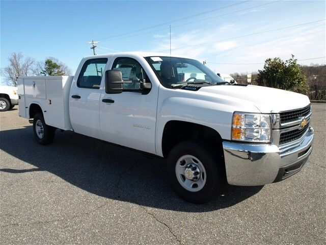 Work Truck New 6.0L 4 Doors 4-wheel ABS brakes