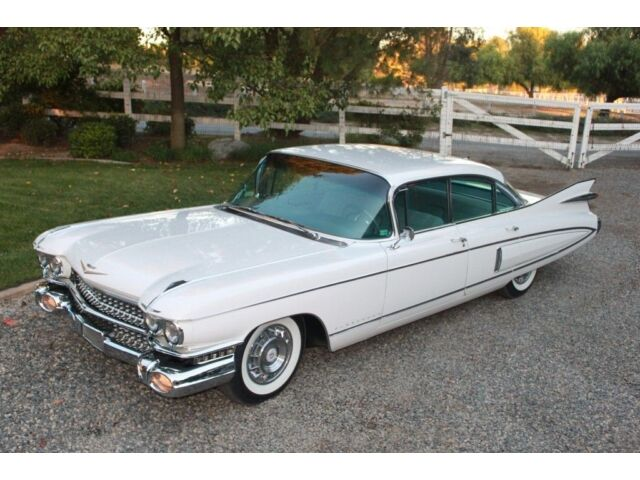 1959 Cadillac Fleetwood, One Owner, 22k Miles, The Best