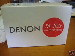 Denon DL 103R Moving Coil MC cartridge DL103R
