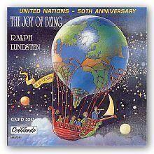 CD Ralph Lundsten The Joy of Being