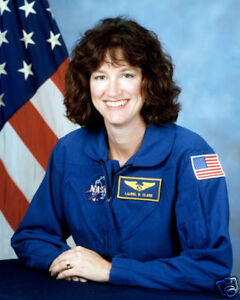 STS-107-COLUMBIA-ASTRONAUT-LAUREL-CLARK-8X10-PHOTO-NASA