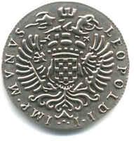 Imperatore Leopoldo I° Ongaro Conti Pepoli Medaglia Rievocazione Storica - conti - ebay.it