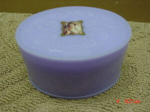 Vintage Avon Victorian Luxuries Bath Powder Sealed New