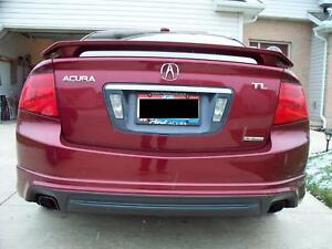 Acura TL A Spec: Parts & Accessories | eBay