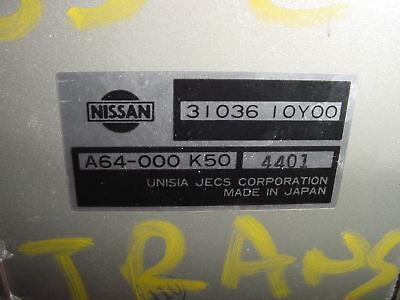 1993 1994 INFINITI J30 TRANSMISSION CONTROLLER TCM
