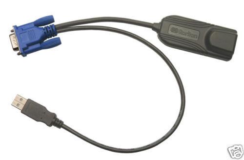 Raritan Dominion Dcim-usb Usb Kvm Kx Switch Cim Module Cable Pod