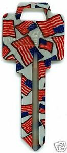 USA-AMERICAN-FLAG-KEY-BLANKS-ILCO-WR5