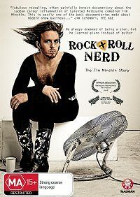 ROCK N ROLL NERD (Tim Minchin DVD) R2 compatible
