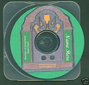 THE-HALLS-OF-IVY-mp3-CD-case-Old-Time-Radio-Shows-OTR
