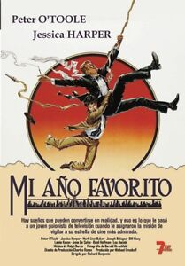 MY FAVORITE YEAR **DVD R2** PETER O'TOOLE