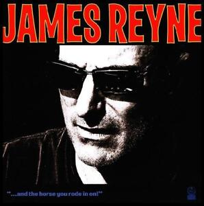 JAMES-REYNE-AND-THE-HORSE-YOU-RODE-IN-ON-CD-AUSTRALIAN-CRAWL-NEW