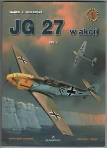 JG 27 in action vol.I Free Decals. English !!! - Reda, Polska - Zwroty są przyjmowane - Reda, Polska