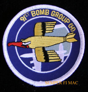 91ST-BOMB-GROUP-US-ARMY-AIR-CORPS-AIR-FORCE-PATCH-WW2