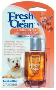 Lambert Kay Dog Grooming Fresh'n'Clean Cologne Drops