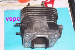 Polaris-snowmobile-motor-EC25PC-PTO-cylinder