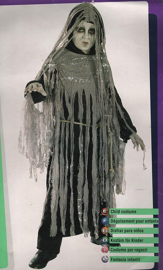 Zombie Nightmare Boys Medium Costume Halloween Child Monster Horror Ghost
