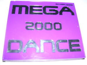 Mega-Dance-2000-arcade-2cd-box-near-mint