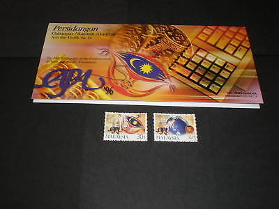 MALAYSIA 1996 CONFEDERATION OF ACCOUNTANTS PRES PACK