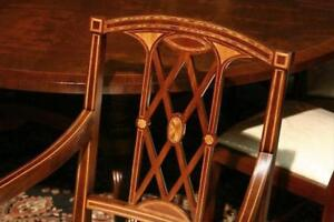 Edwardian-Inlaid-Solid-Mahogany-Dining-Chairs-Federal
