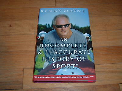 Kenny Mayne Espn History Of Sport Part Bio Humor Buy 2 Free Ship Buy 3 4th Free