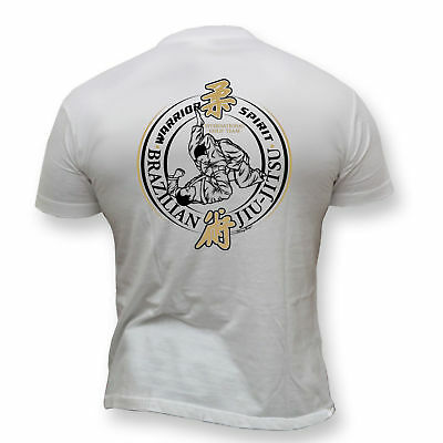 T-Shirt Brazilian Jiu-Jitsu ->Ideal for Gym,Training,MMA, Fighters,Casual wears!