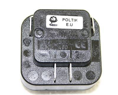 Poltic Or Diehl Springwound Timer 15 Mn Tanning Bed Type 600 With Hold