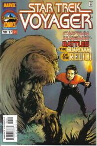 Star-Trek-Voyager-Marvel-Comic-Book-7-1997-Near-Mint
