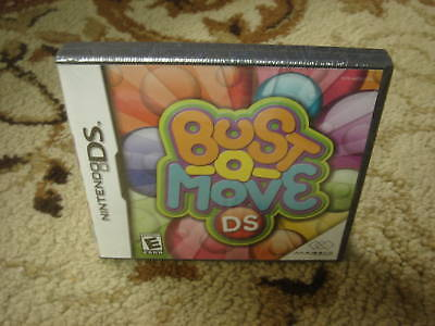 Bust-a-move Ds (nintendo Ds, 2005)