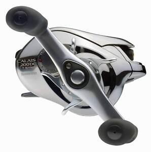 Shimano calais reels ebay for Digital fishing reel