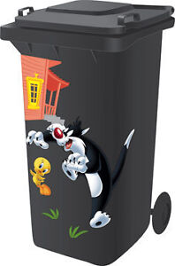 Looney Tunes Sticker Kit Sylvester The Cat FREE UK P&P