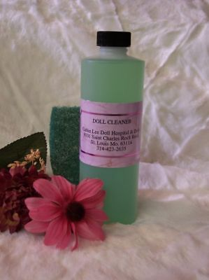 Trail Size Cathie Lee Doll Cleaner 4 Oz