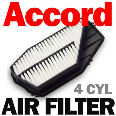 Honda Accord Engine Air Filter 1994-1997 - 2.2l 4 Cyl