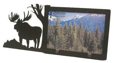 Moose 3x5h Black Metal Picture Frame