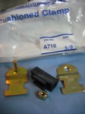 """Clamp, Superstrut, Cushioned, Thomas Betts for 3/8"""" O.D"""