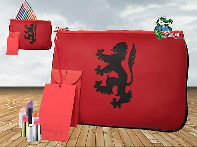 Pringle Cosmetics Bag Pencil Cases/ Bags Red