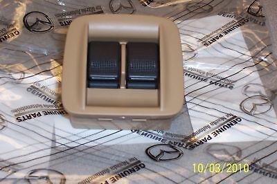 1999 2000 Mazda Miata Tan Power Window Switch