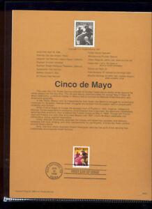 3203-32c-Cinco-de-Mayo-USPS-9808-Souvenir-Page