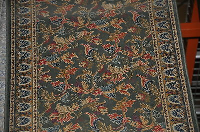 persian rug runner by the foot stair hallway area 27 w ebay. Black Bedroom Furniture Sets. Home Design Ideas